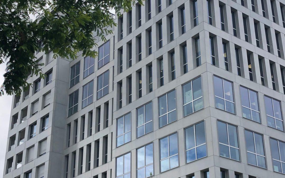 Tour de 11 étages Nantes